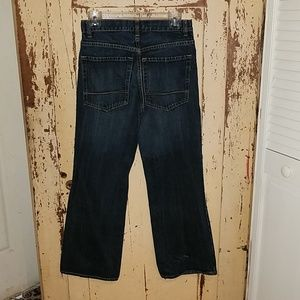Women's Old Navy regular boot cut blue jeans 16
